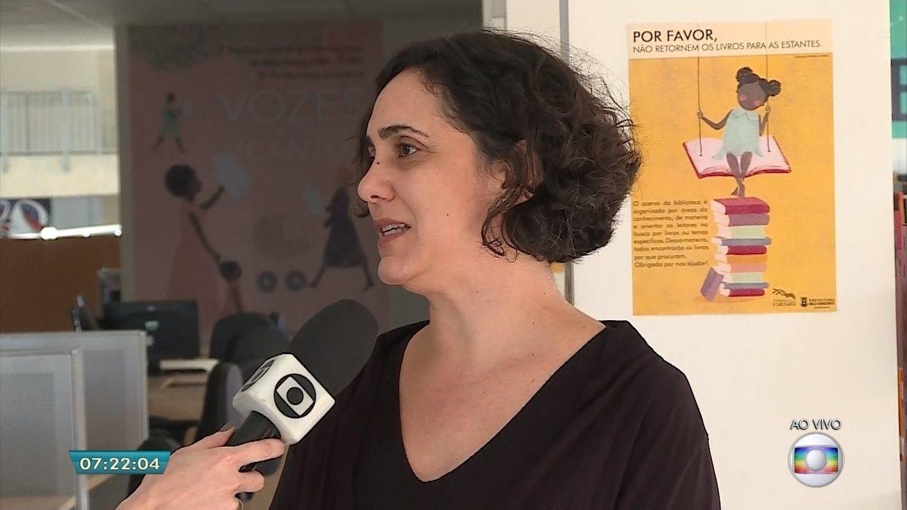 Festival Literário de Belo Horizonte começa nesta quinta-feira