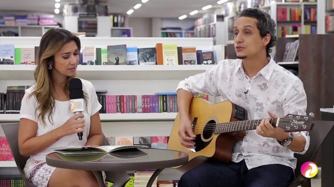 'Programão' traz a afetividade maternal, criatividade na leitura e um bate papo musical