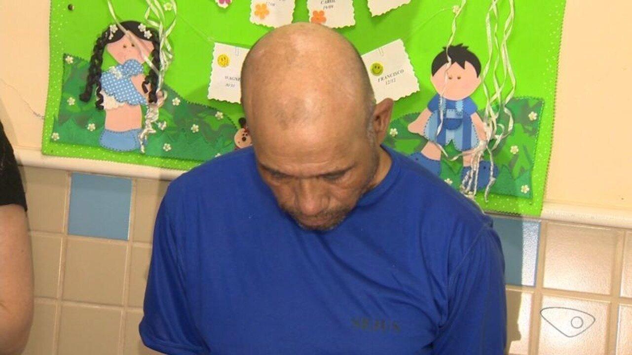Homem 60 anos é suspeito de atrair cinco crianças com doces para estupra-las no ES