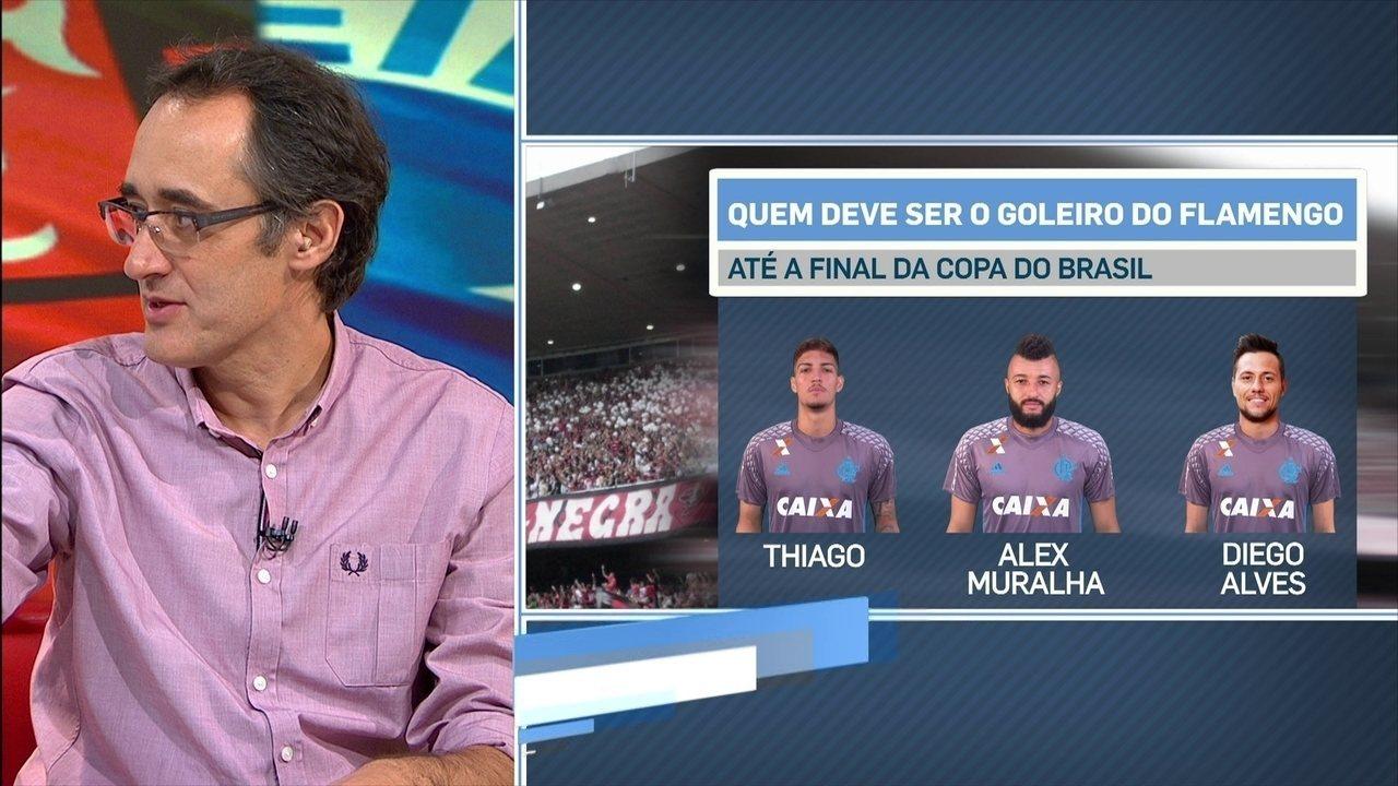 Cruzeiro tem pedido que o ajudaria negado, e Flamengo agradece — Copa do Brasil