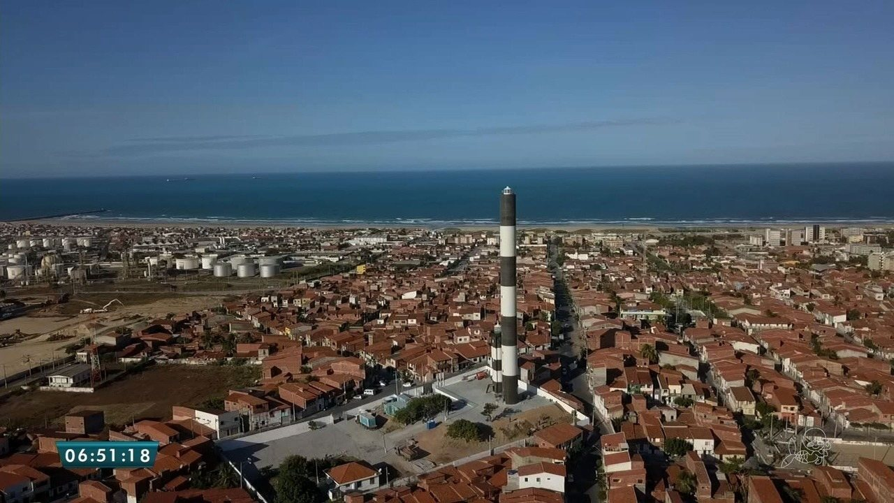 Novo Farol será inaugurado nesta segunda-feira em Fortaleza