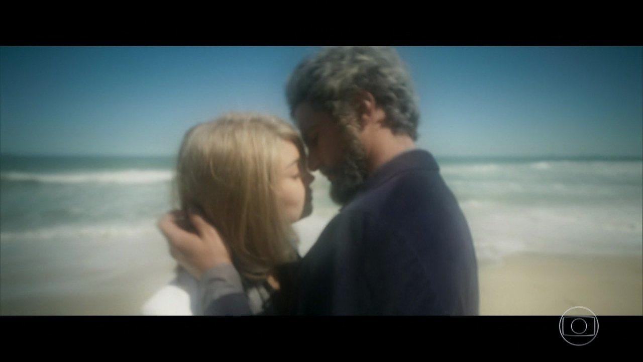 Alice e Renato envelhecem juntos