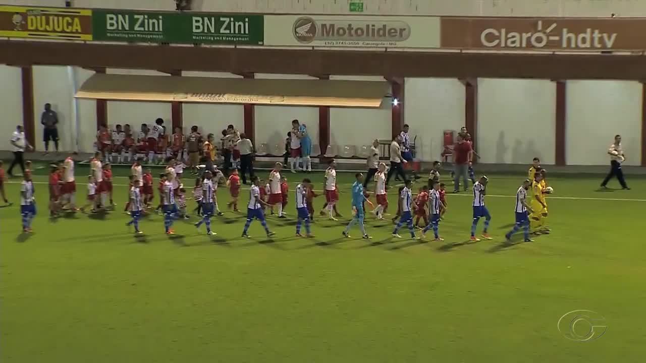 CSA vence o Tombense; veja os gols da partida