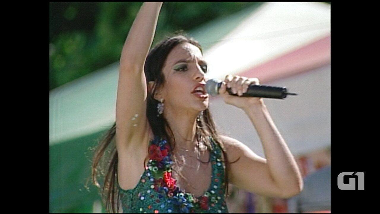 Grávida, Ivete Sangalo fica de fora do Carnaval de Salvador 2018