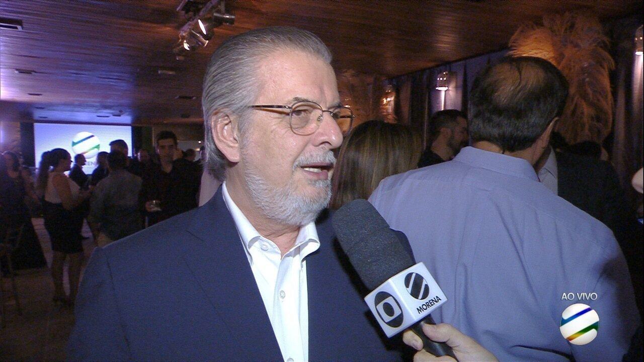 Caio Turqueto, vice-presidente do Grupo Zahran, fala sobre nova marca da TV Morena