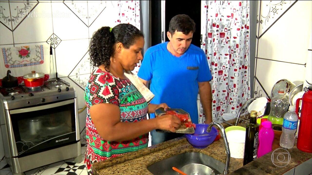 Participantes do Bem Verão ganham apoio da família para equilibrar alimentação