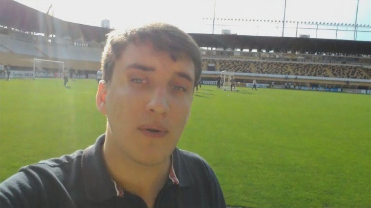 Carlos Rauen traz os destaques da preparação do Criciúma para pegar o Figueirense