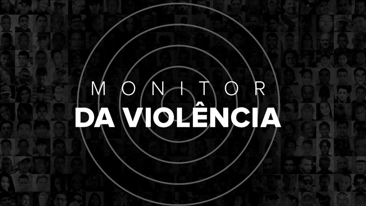G1 ESPECIAL MONITOR DA VIOLÊNCIA - BLOCO 1