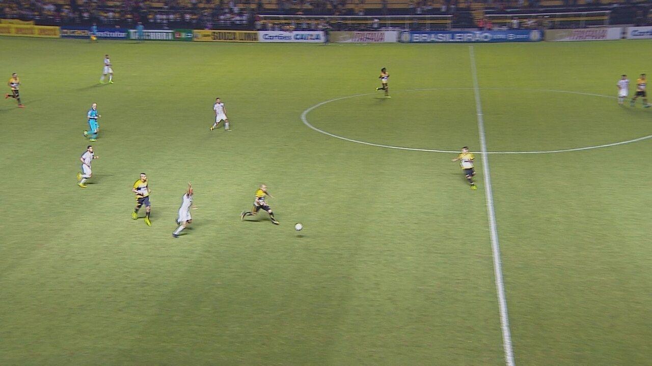 Melhores momentos de Criciúma 1 x 1 Figueirense - Série B 2017