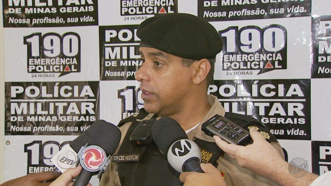 Polícia Militar fala sobre morte de suspeito de matar policial durante assalto em Ilicínea