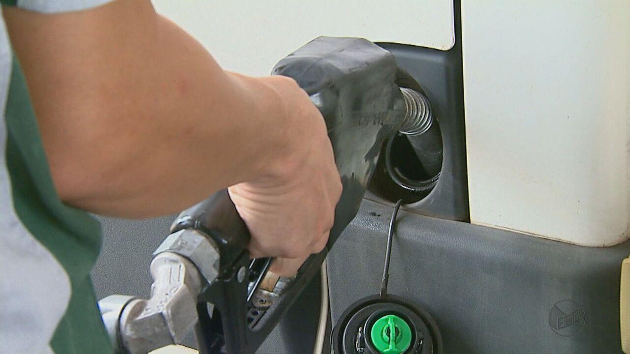 Preço do diesel chega ao mais alto já registrado pela ANP em Araraquara, SP