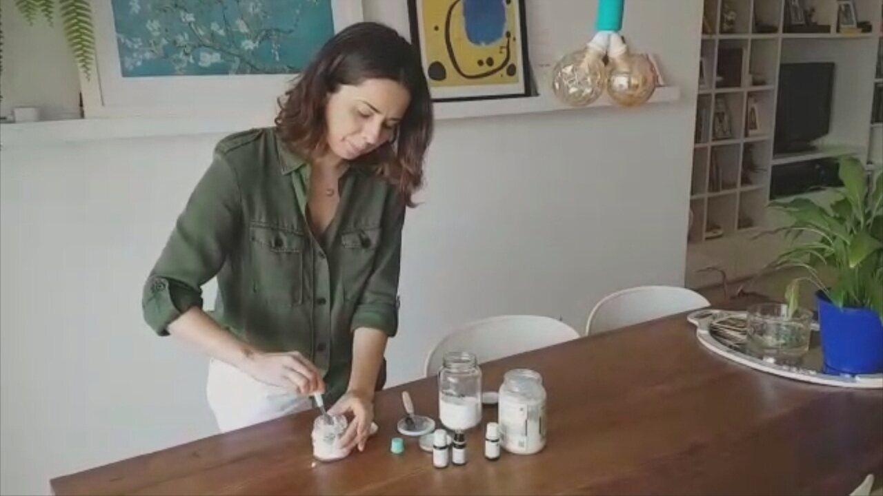 Blogueira ensina como fazer creme dental sustentável