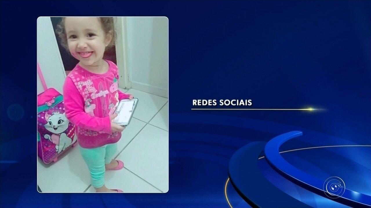 Polícia prende padrasto da criança de 2 anos que morreu em Marília
