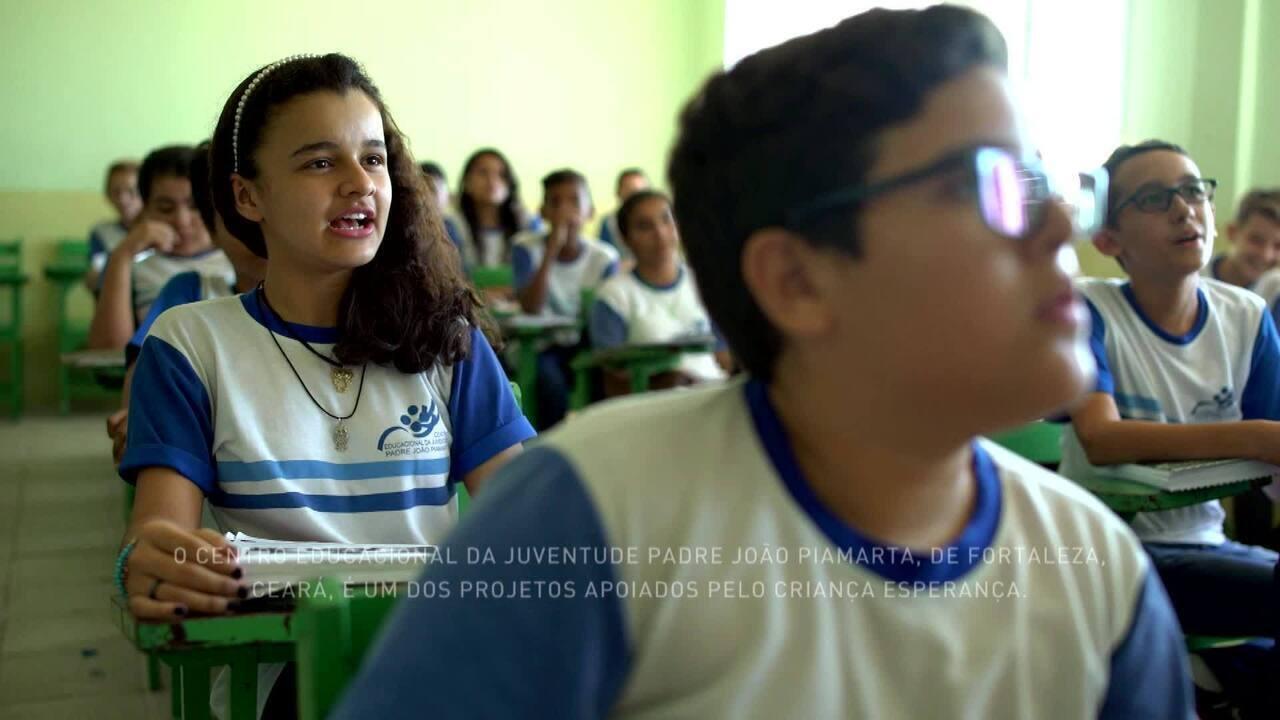 Minuto Esperança: Centro Educacional da Juventude Padre João Piamarta