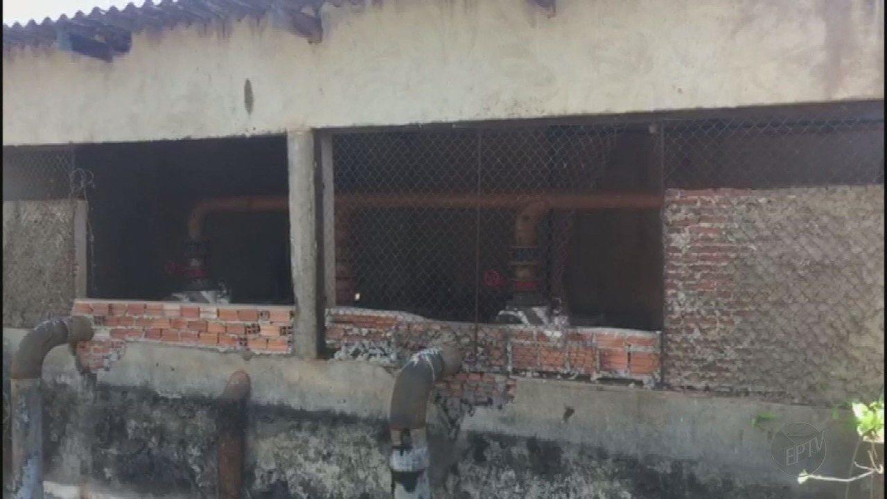 Cetesb identifica despejo irregular de esgoto em Orlândia, SP