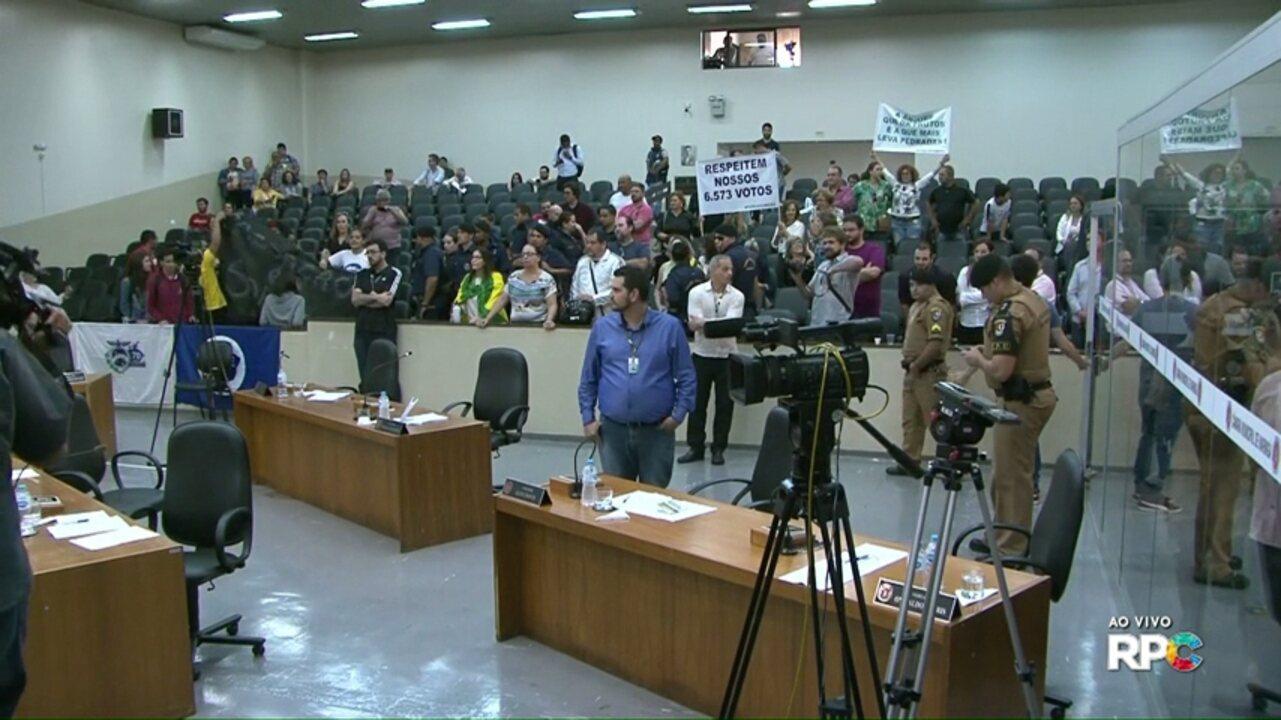 Câmara de Maringá aprova Comissão Processante contra vereador Homero Marchese