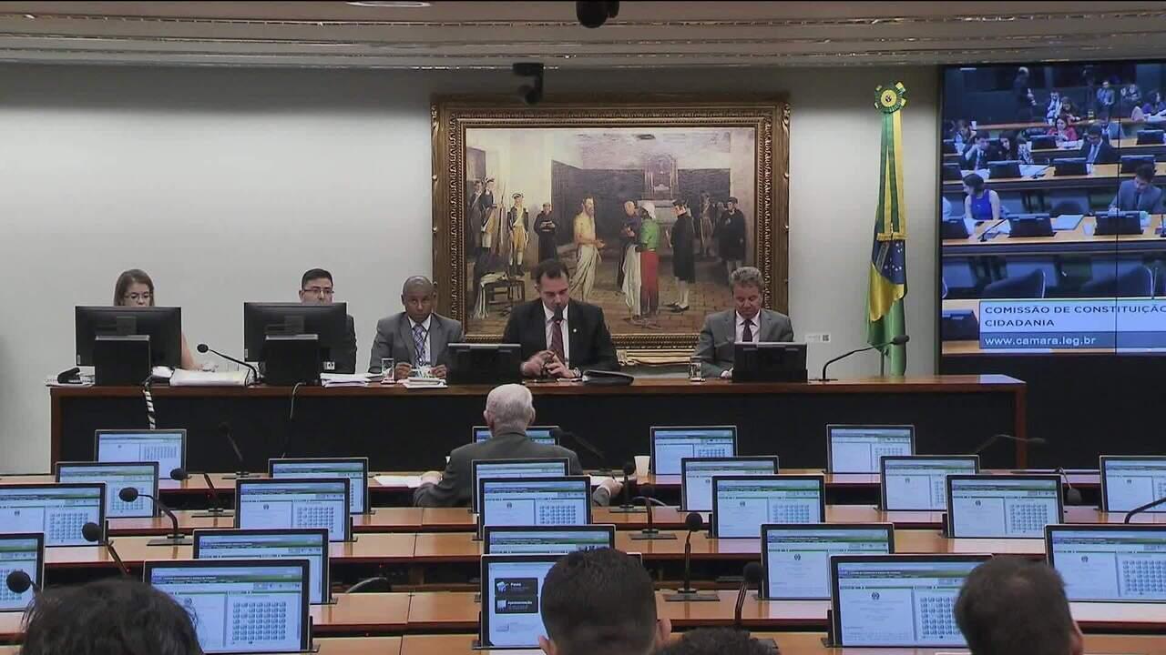 Bonifácio de Andrada continua na CCJ como relator da denúncia contra Michel Temer