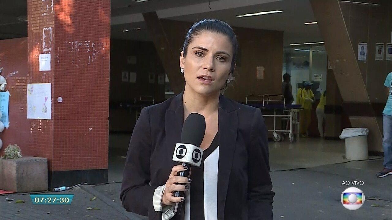 Sobe para 11 o número de mortos em tragédia da creche de Janaúba