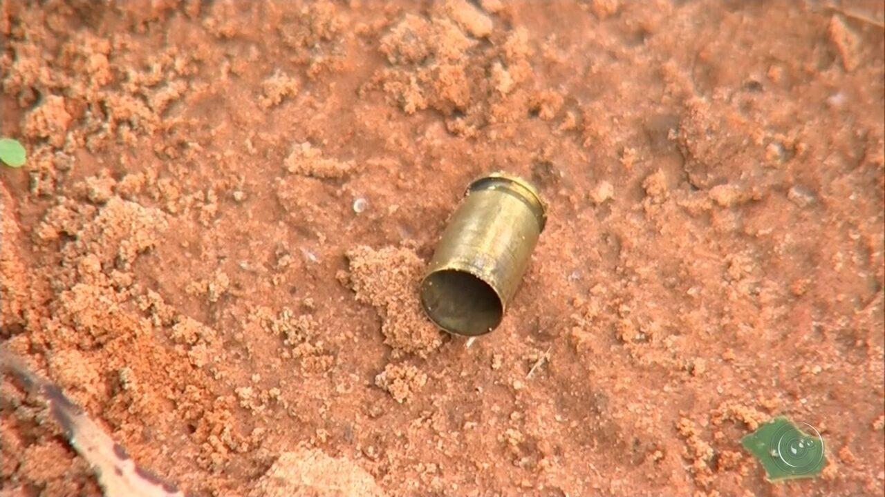 Idoso reage a assalto em sítio e atira em criminoso em Borebi