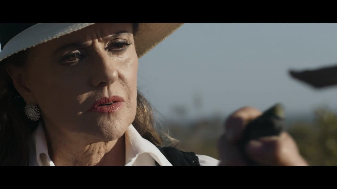 Sophia (Marieta Severo) terá a ambição como um dos seus lemas