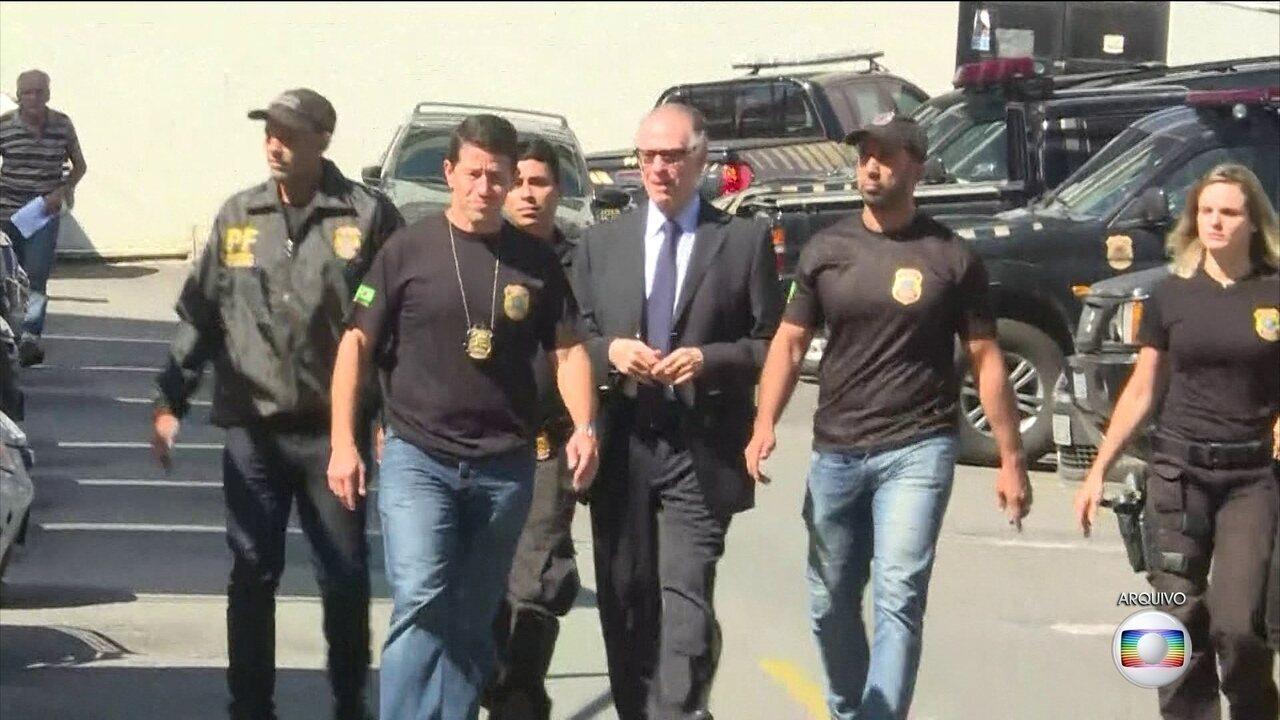 Justiça determina que Nuzman fique preso por tempo indeterminado