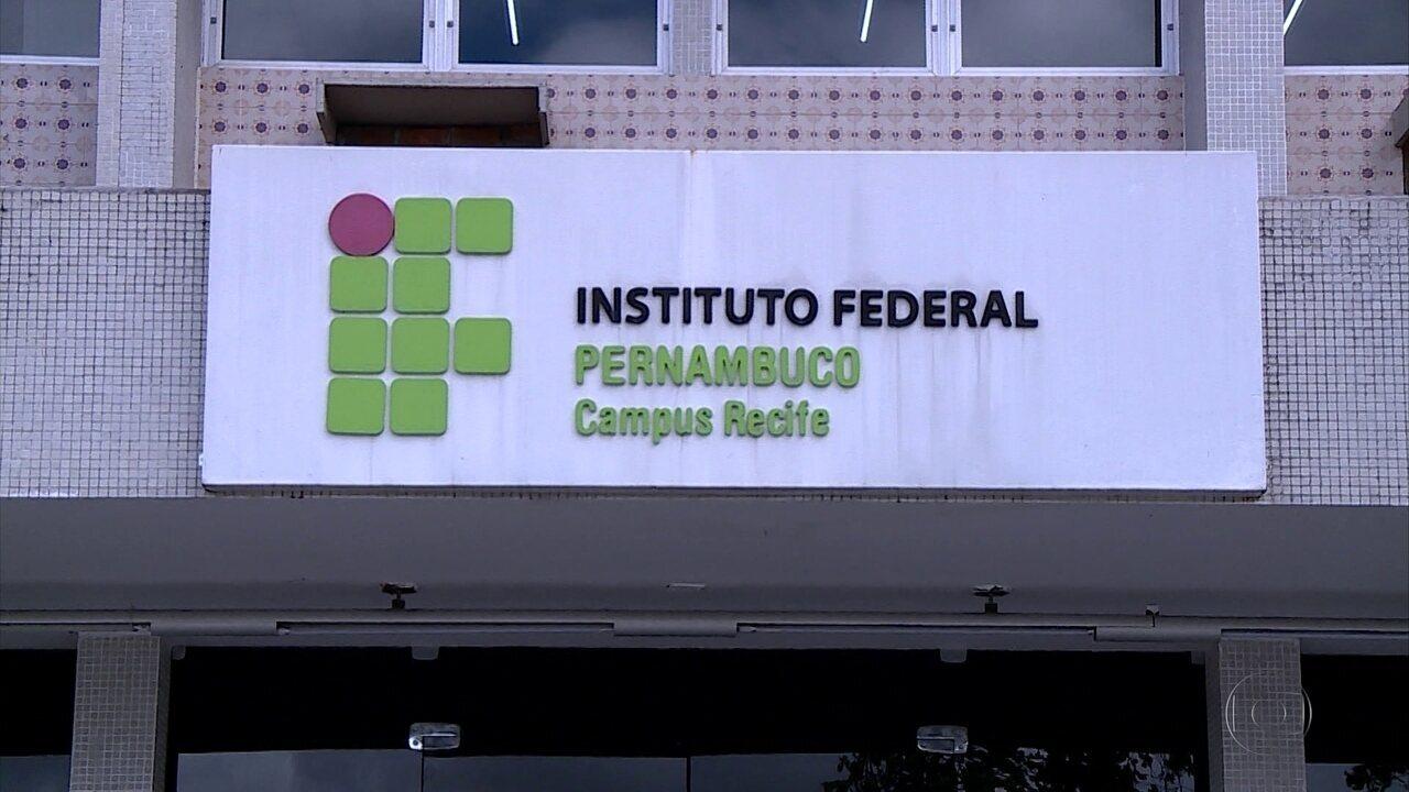 IFPE oferece mais de 4 mil vagas no vestibular da primeira entrada de 2018