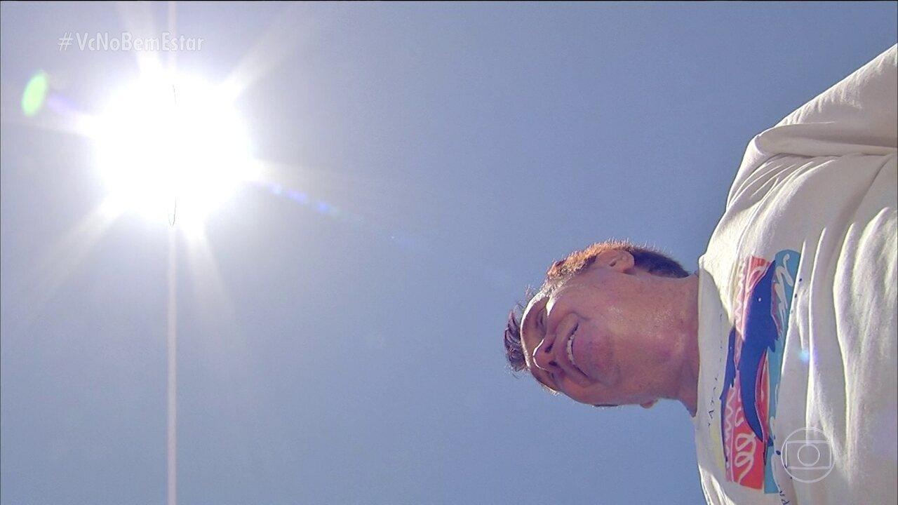 Couro cabeludo também precisa de proteção solar