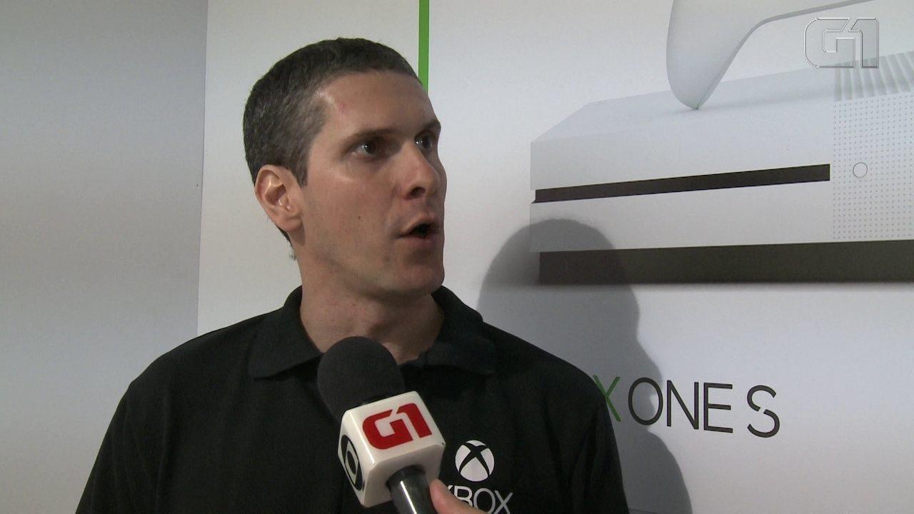Diretor do Xbox no Brasil fala sobre lançamento dos novos consoles