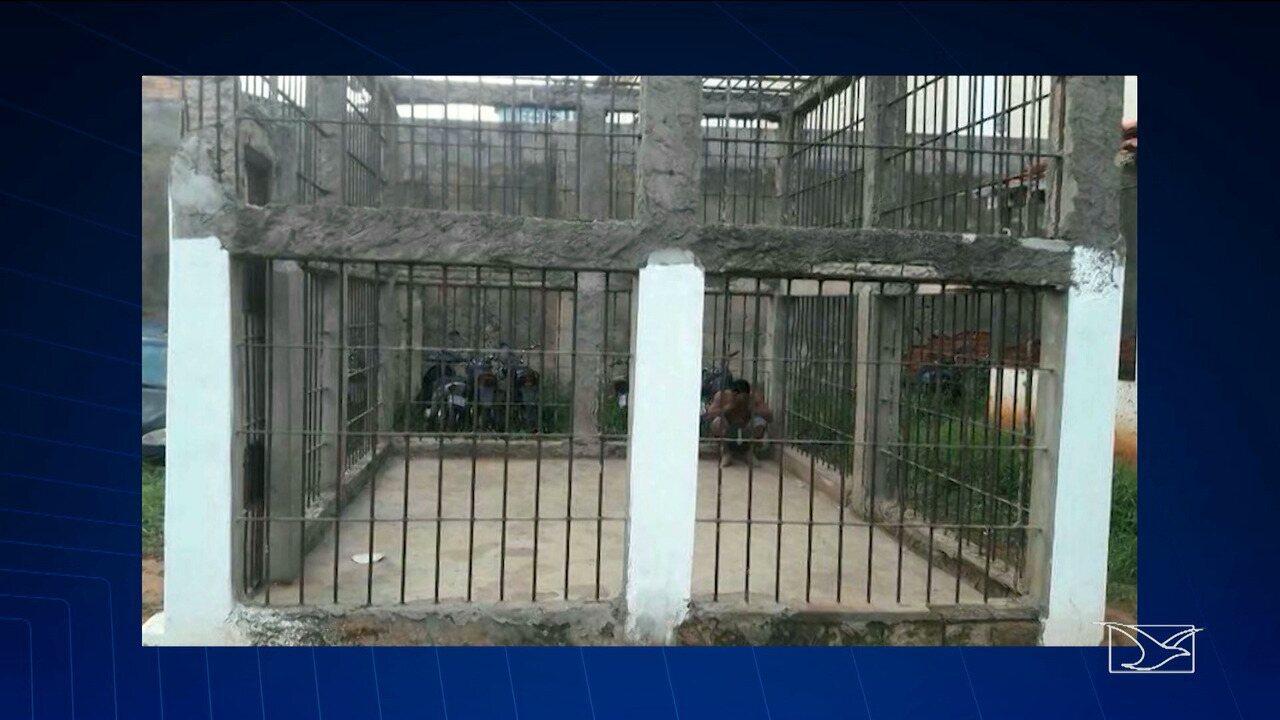 Defensoria Pública diz que houve omissão do Estado em morte em prisão, em Barra do Corda
