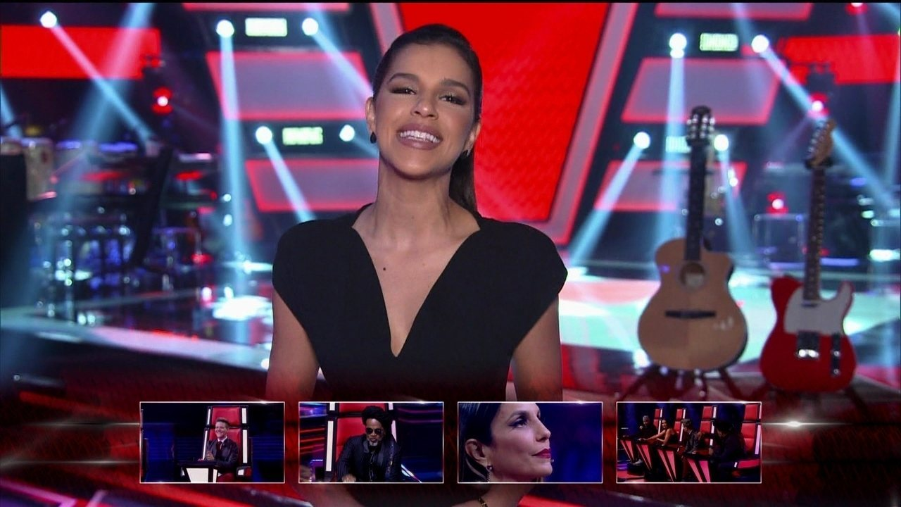 Flash The Voice Brasil