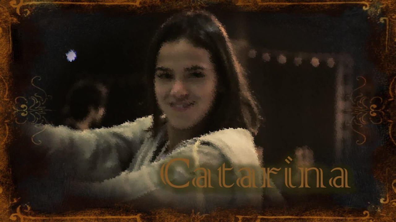 Bruna Marquezine apresenta sua personagem Catarina