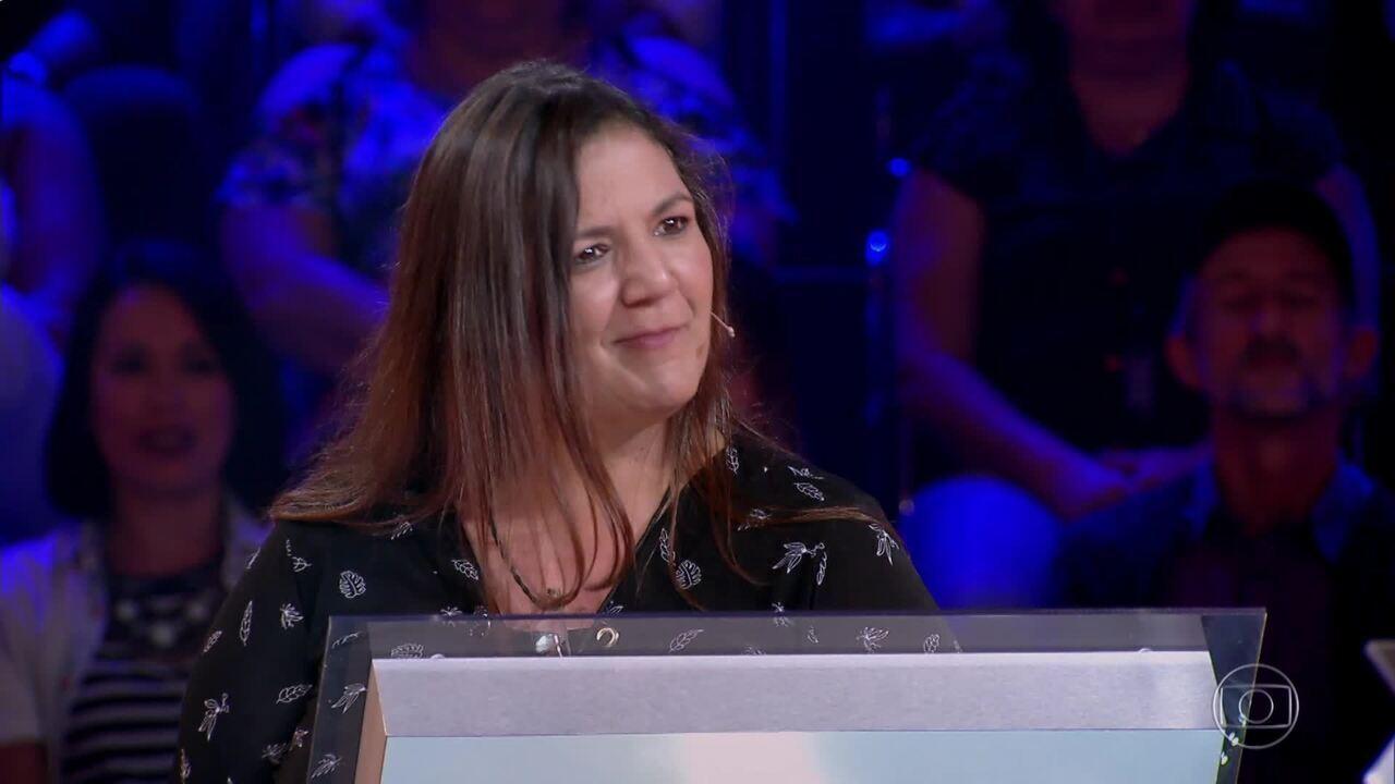 Susana volta ao 'Quem Quer Ser Um Milionário' para nova rodada de perguntas
