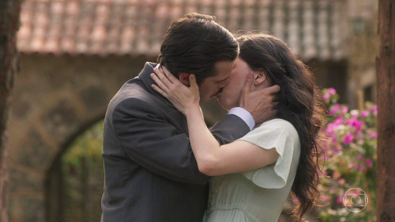 Fernão beija Tereza