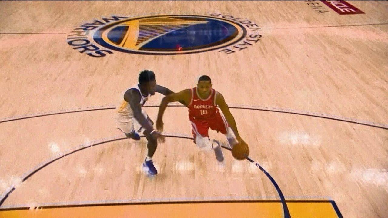 Melhores momentos: Houston Rockets 122 x 121 Golden State Warriors pela NBA