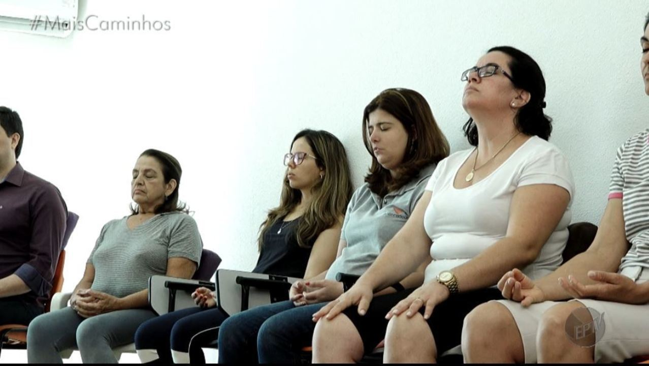 Edlaine Garcia traz dicas de meditação no quadro 'Caminhos da Mente'