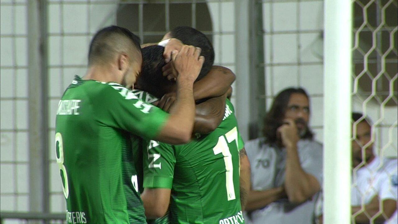 Os gols de Atlético-MG 2 x 3 Chapecoense pela 29ª rodada do Campeonato Brasileiro