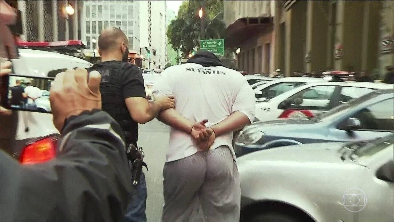 Polícia Civil, Ministério da Justiça e Embaixada Americana fazem operação contra pedofilia