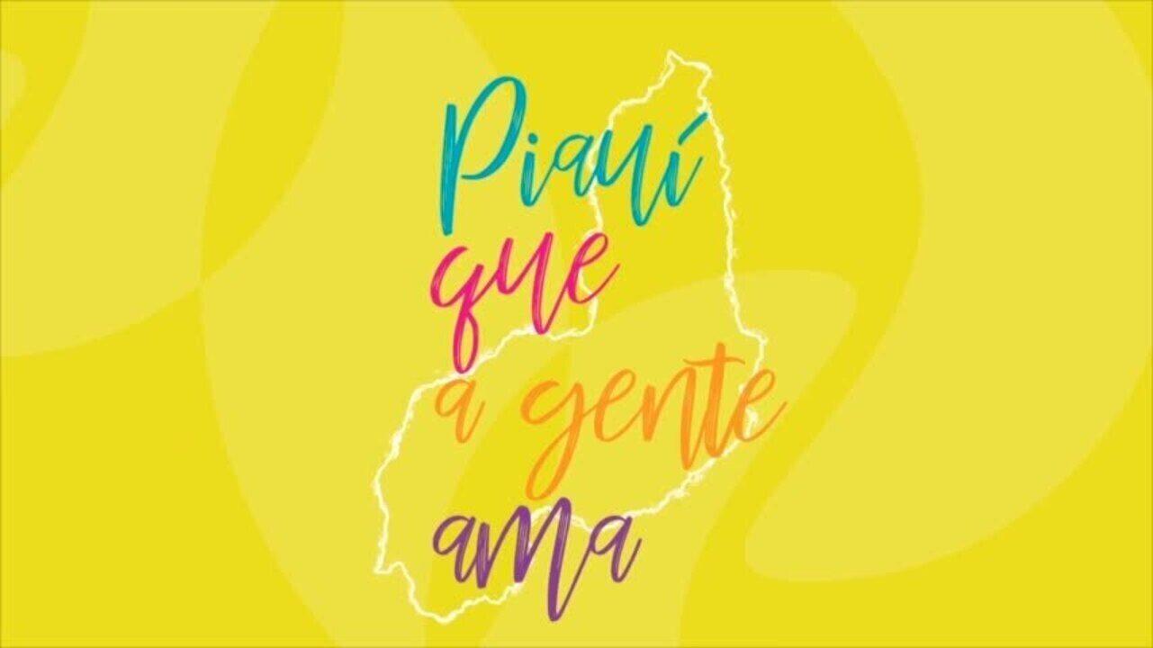 Piauienses falam o que mais amam na sua terra