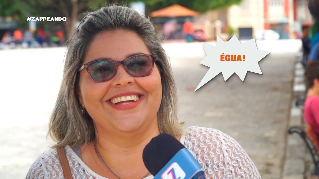 Parte 1: Zapp vai às ruas pra saber quais as gírias mais faladas pelos manauaras