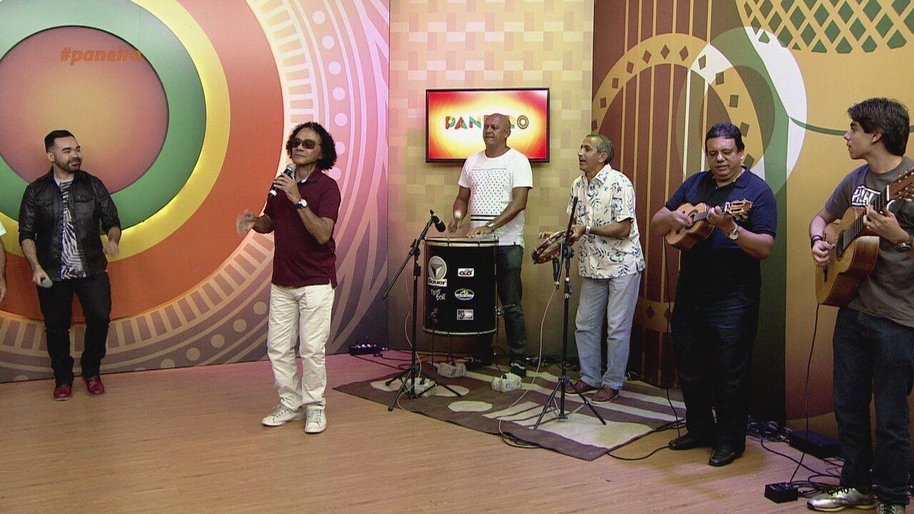 Parte 3: Chico da Silva recebe homenagem de Fafá de Belém e Alcione