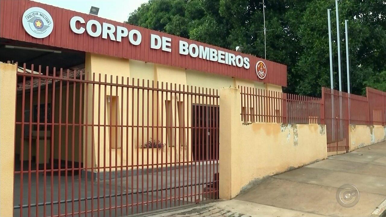 Cinco cidades ficam sem serviços de bombeiros na região de Cabrália Paulista