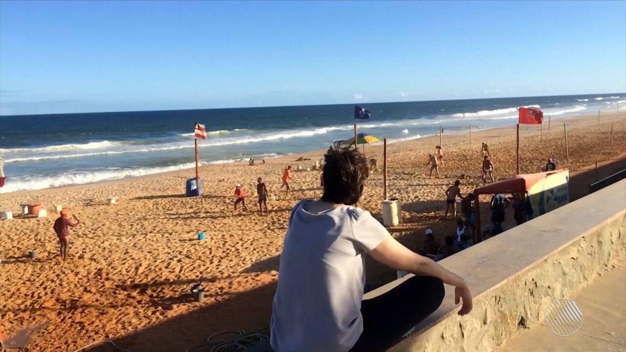 Por aí: GE.COM mapeia locais de Salvador para a prática de atividades físicas de graça