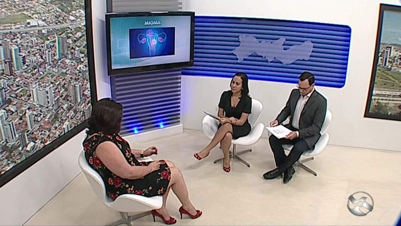 'AB Saúde' fala sobre mioma