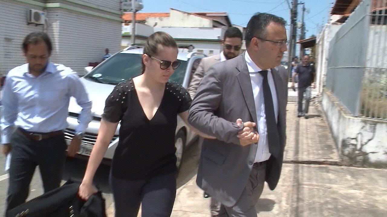 Ex-prefeita ostentação é presa, em São Luís