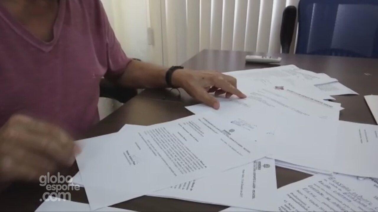 Federação de Futebol mostra quais documentos são necessários para participar do Estadual