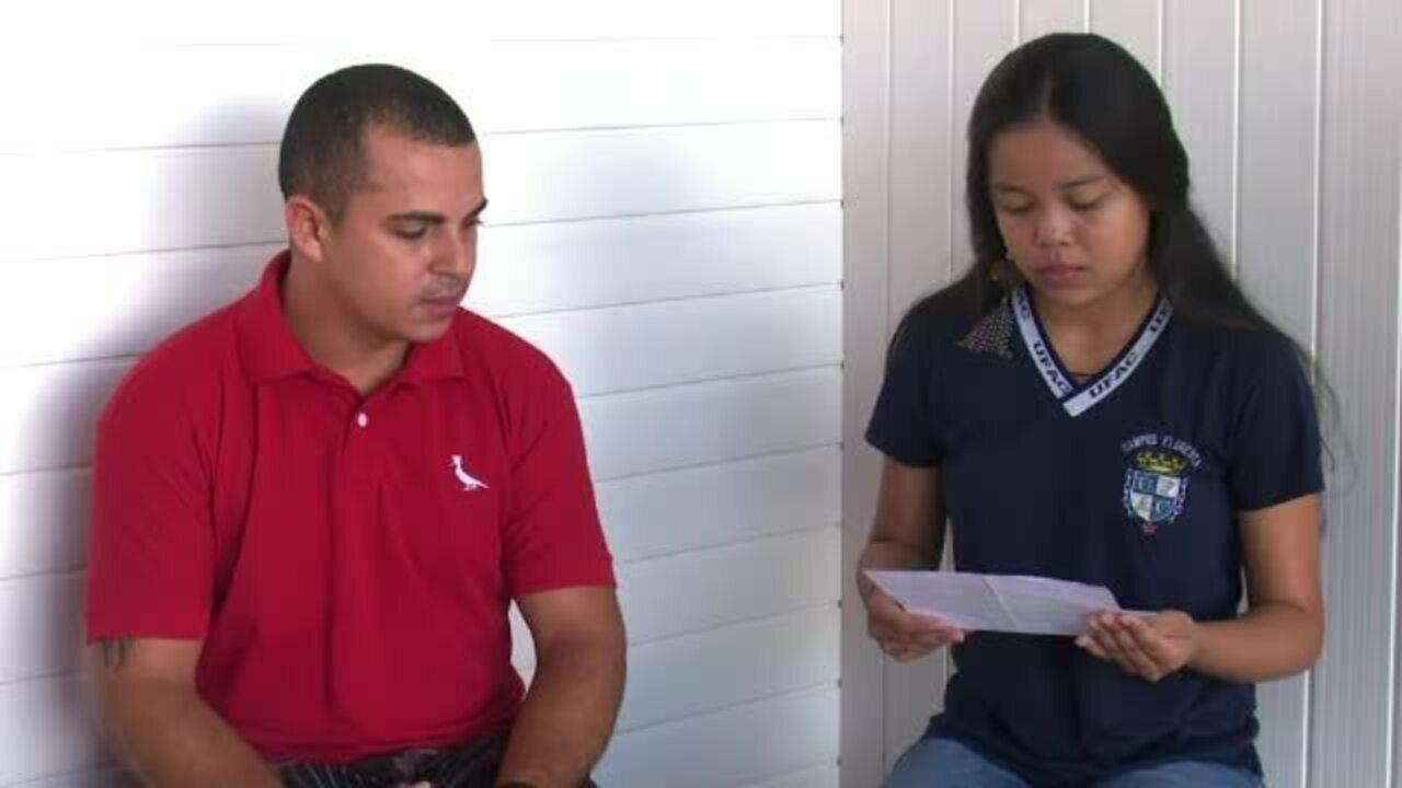 Após receber carta com ataque racista, estudante indígena desabafa: 'não vou desistir'