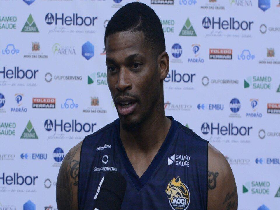 Shamell acredita que seleção de basquete terá mais liberdade em quadra com  Petrovic f1b6e21bc2954