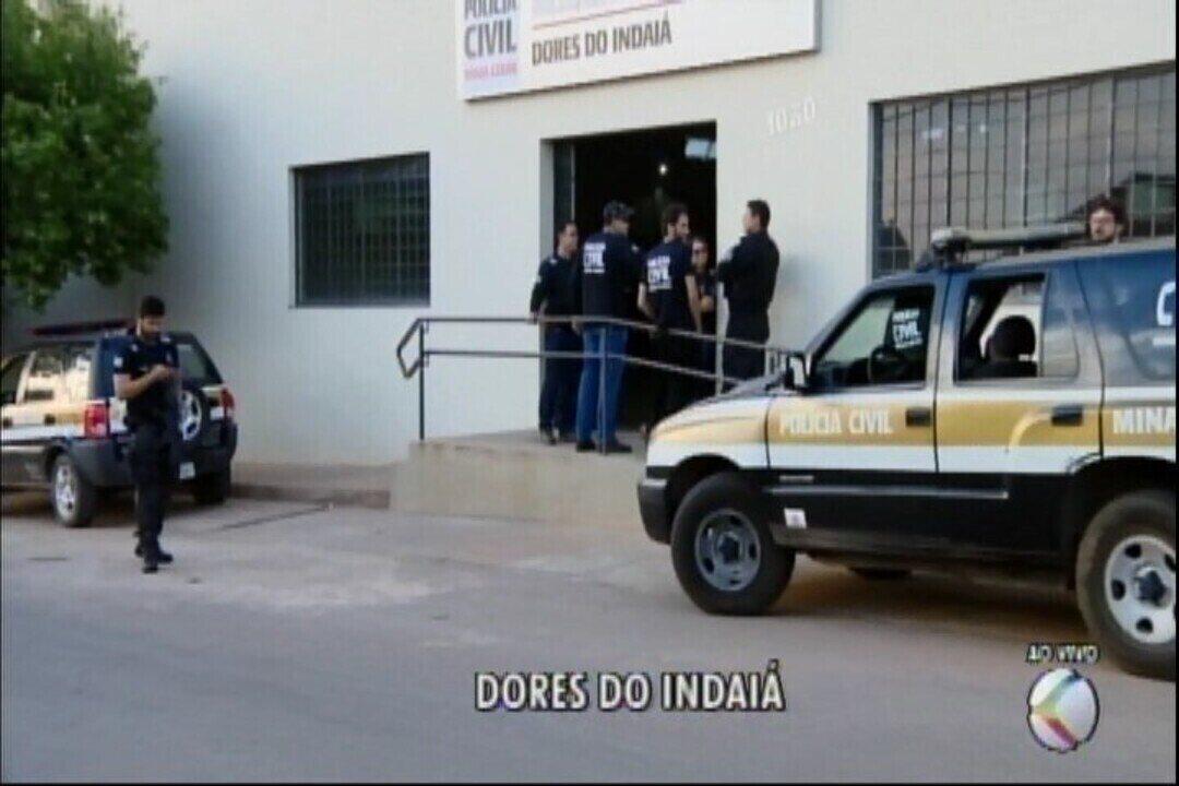 Polícia Civil realiza operação em cidades do Centro-Oeste de MG