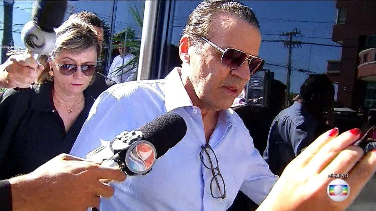 PF prende dois assessores do ex-ministro Henrique Alves, do PMDB