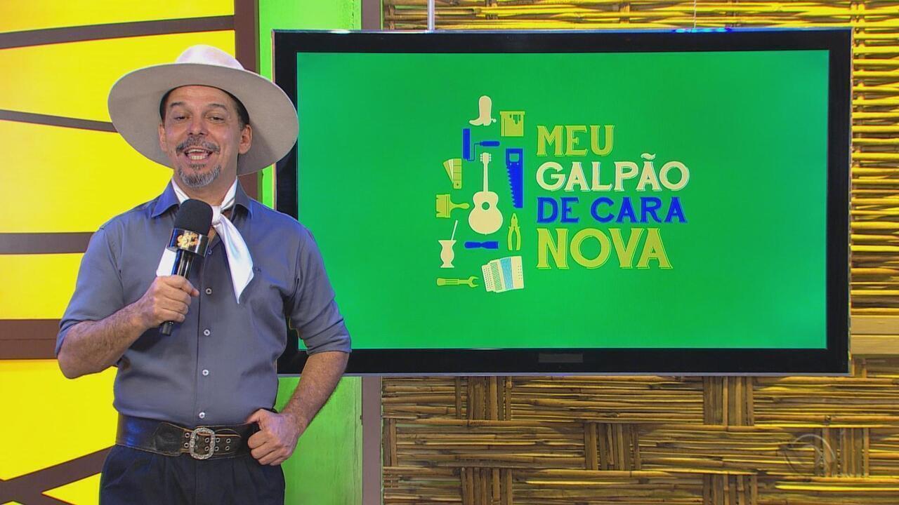 'Meu Galpão de Cara Nova' anuncia o CTG vencedor